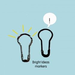 Bright ideas markers