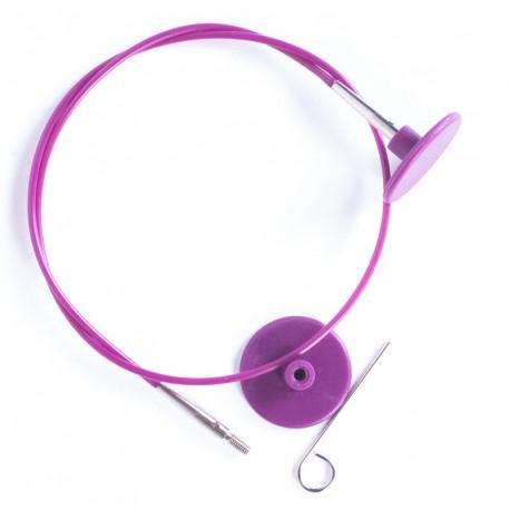 Cables - Purple